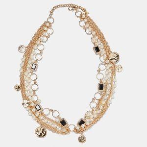Zara Multi Chain Belt